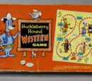 Huckleberry Hound Western Game