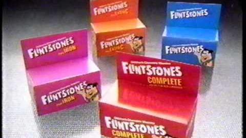 Flintstones Kids Vitamin Commercial