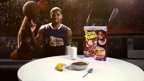 Fruity Pebbles Commercial 2014, Ft Kyrie Irving NBA - Pick Your Pebbles!