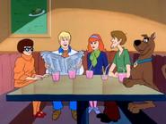 The Gang At The Malt Shop