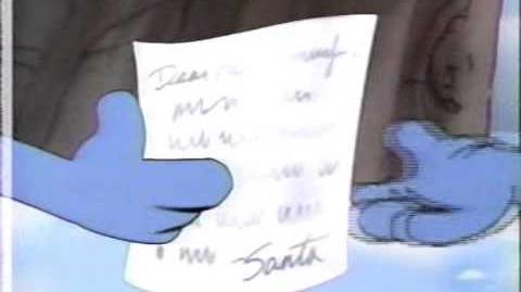 Cartoon Network Smurfs promo 1995