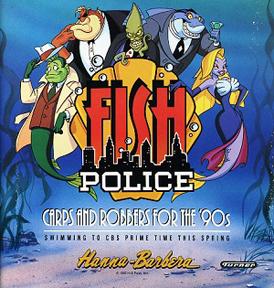 Fish police m 6795