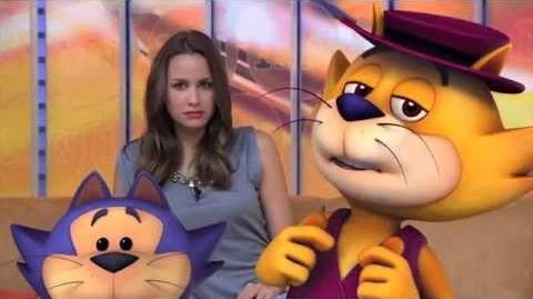 DON GATO EL INICIO DE LA PANDILLA - Entrevista TV - Oficial Warner Bros. Pictures