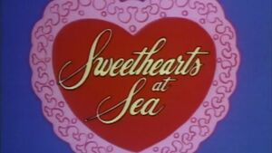 Sweethearts at Sea