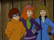 Velma, Daphne and Debbie