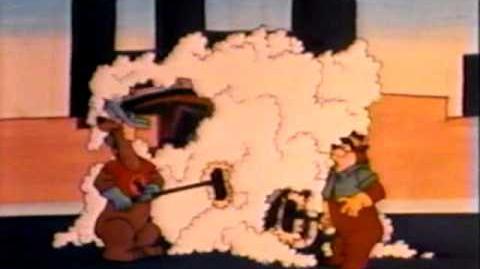 """Cb bears-""""Ah... that should do it, Bump!"""""""