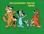 The Huckleberry Hound Show Cast