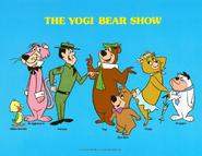 The Yogi Bear Show Cast