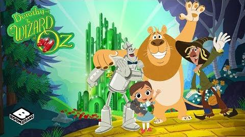 Coming Soon to Boomerang Dorothy & the Wizard of Oz