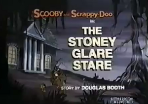 The New Scooby-Doo Mysteries - The Stoney Glare Stare