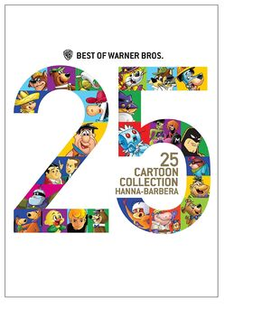 Best of Warner Bros. 25 Cartoon Collection- Hanna-Barbera
