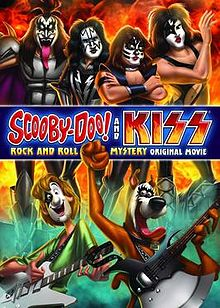 Scooby-Doo! and Kiss- Rock and Roll Mystery