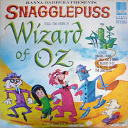 Snagglepuss Wizard Of Oz