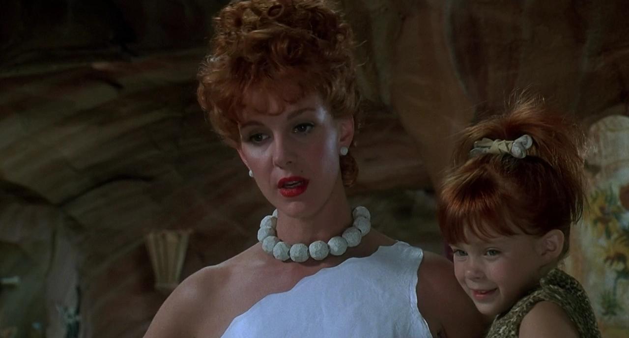 Elizabeth Perkins As Wilma Flintstone