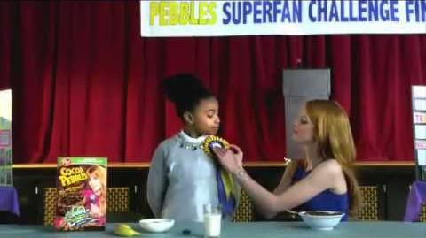 Cocoa Pebbles Commercial 2015 Bella Thorne