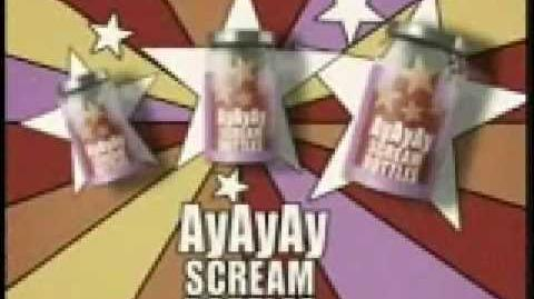 Hong Kong Phooey for - AyAyAy Scream Bottles