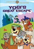 Yogi's Great Escape DVD