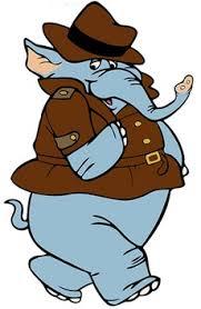 Undercover Elephant