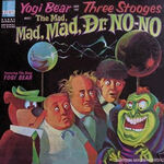 Yogi Bear Three Stooges