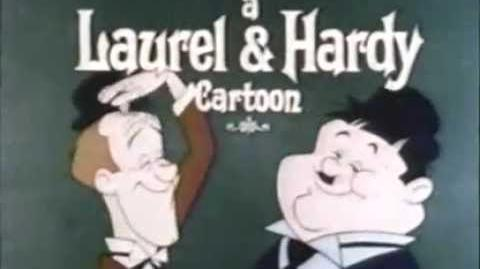 Laurel and Hardy (1966) - Intro (Opening)