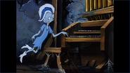Phantasma About To Play the Organ