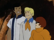 Mark, Fred and Velma