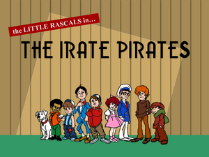 The irate pirates 7a