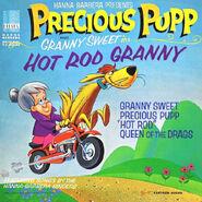 Precious Pupp Hot Rod Granny