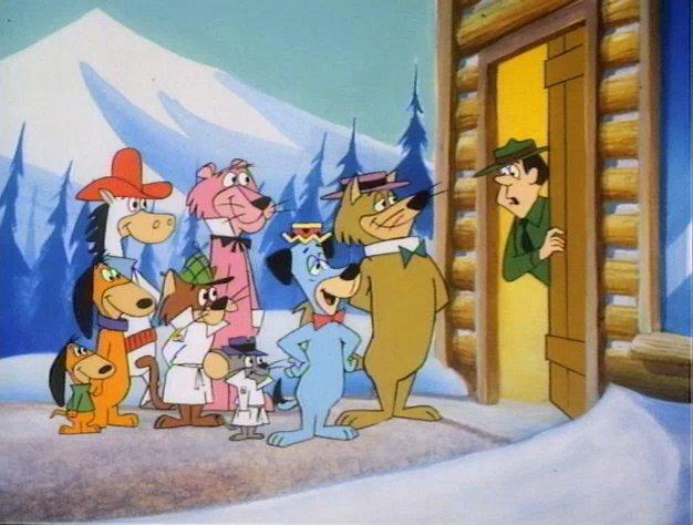 Yogi Bears All Star Comedy Christmas Caper.Yogi Bear S All Star Comedy Christmas Caper Hanna Barbera