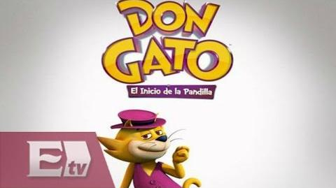 """Edición especial """"Don Gato, el Inicio de la Pandilla"""""""