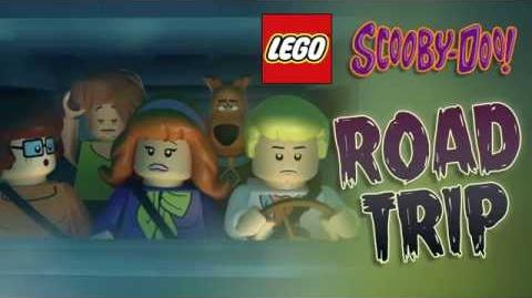 OFFICIAL LEGO® Scooby-Doo! Knight Time Terror Road Trip (CN Special)