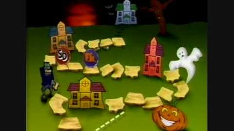 Hanna-Barbera Unicef Halloween Safety Tips Featuring Scooby Doo and The Flintstone Kids