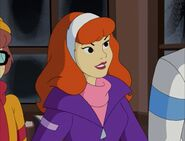 Daphne Blake at Christmas