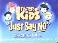 The Flintstone Kids Just Say No Special