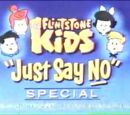 """The Flintstone Kids' """"Just Say No"""" Special"""