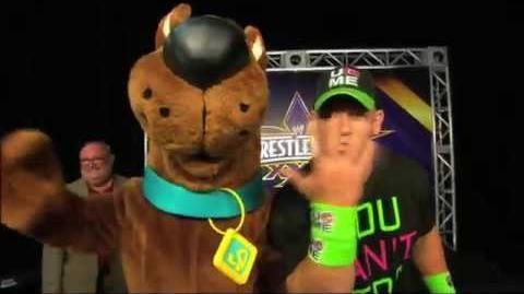 Scooby-Doo! Wrestlemania Mystery - Cena Access