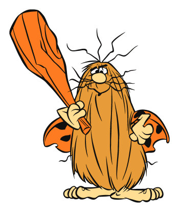 Image result for captain caveman
