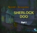 Sherlock Doo