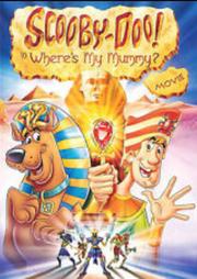 Scooby Doo in Where's My Mummy?