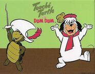 .028 Touche Turtle Dum Dum & Zachary