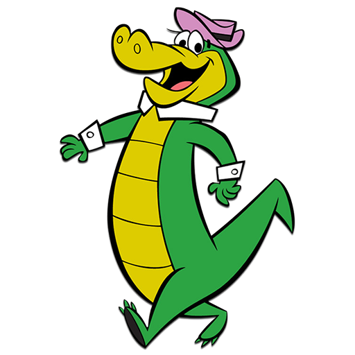 Image result for wally gator cartoon