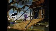 Ghouls Enjoying The Run