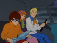 Velma Reading The Map
