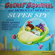 Secret Squirrel Super Spy