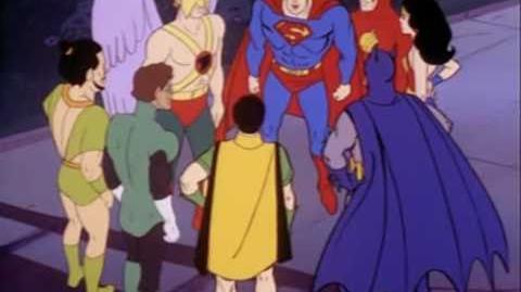 Challenge of the Super Friends Volume 1 DVD Trailer