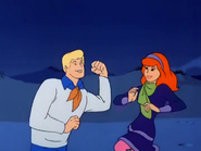 Fred and Daphne Beach Dancing
