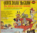 Quick Draw McGraw and Huckleberry Hound - TV's Favorite Cartoon Stars