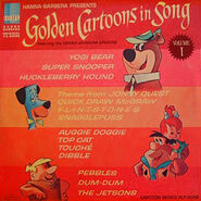 Golden Cartoons In Song Vol 1