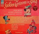 Golden Cartoons In Song Vol. 1