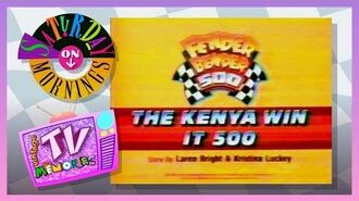 1991 - ASN - Wake, Rattle & Roll - Fender Bender 500 - The Kenya Win It 500-0